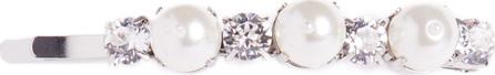 Simone Rocha Imitation Pearl & Swarovksi Crystal Hair Clip