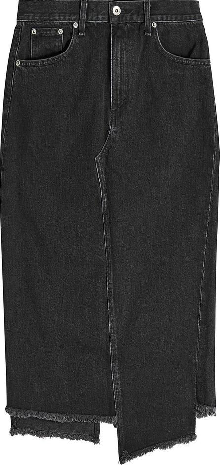 Rag & Bone Sukato Denim Skirt