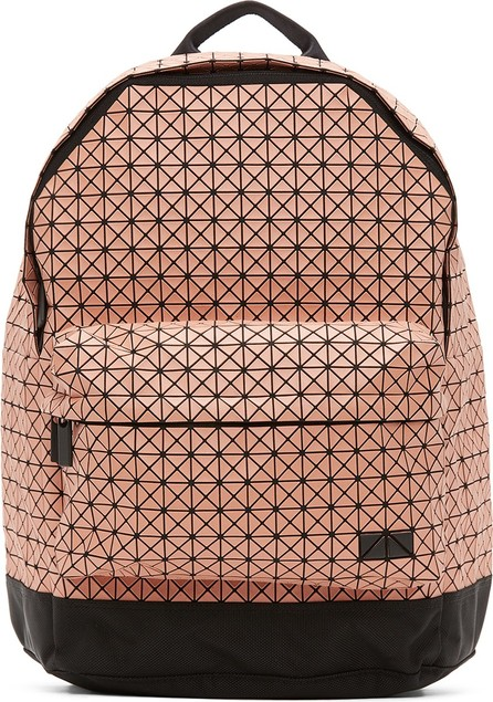 Bao Bao Issey Miyake Pink Daypack Backpack