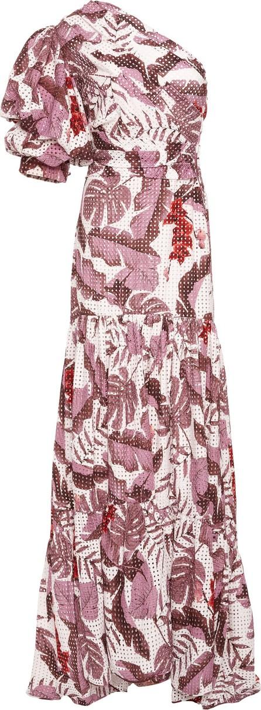 Johanna Ortiz M'O Exclusive Gardens Of Marrakesh Cotton Eyelet Dress