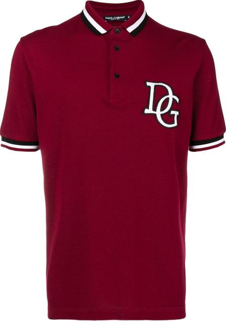 Dolce & Gabbana DG polo shirt