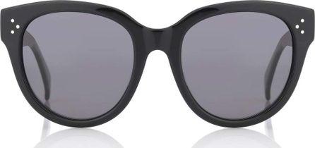 Celine Audrey oversized sunglasses