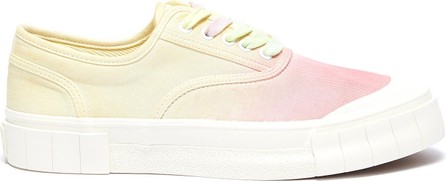 Good News London Ace' tie-dye low top sneakers