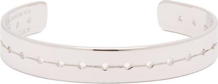 A.P.C. Dylan brass cuff bracelet