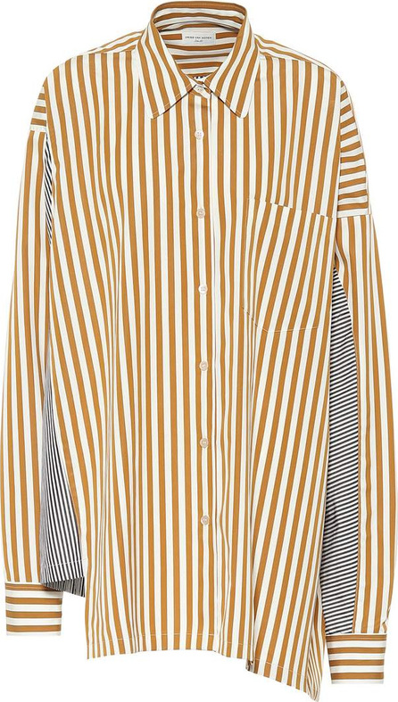Dries Van Noten Oversized cotton shirt