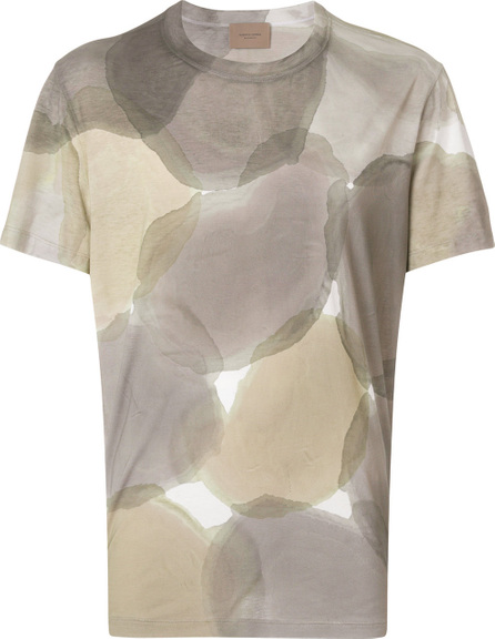 Federico Curradi Blotch print T-shirt