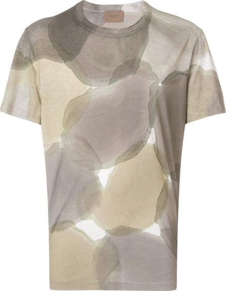 Federico Curradi Blotch print T-shirt