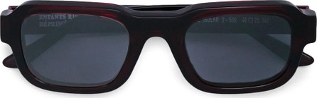 Enfants Riches Deprimes square sunglasses