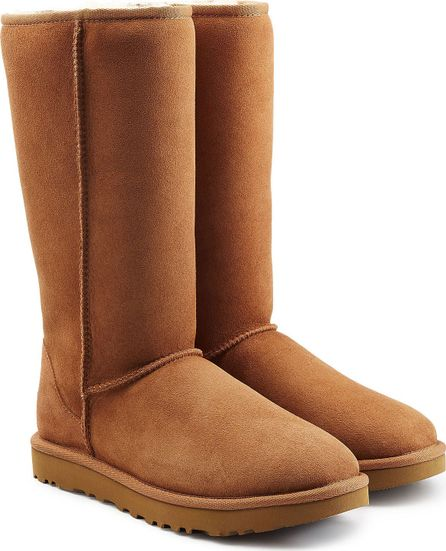 UGG Classic II Tall Suede Boots