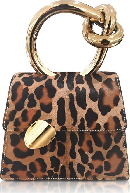 Benedetta Bruzziches Brigitta Small Leopard Animalier Satchel