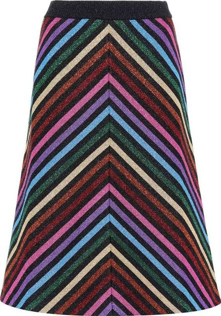 Gucci Striped skirt