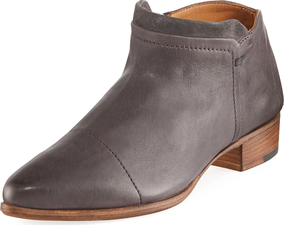 Alberto Fermani - Serafina Leather Ankle Boot