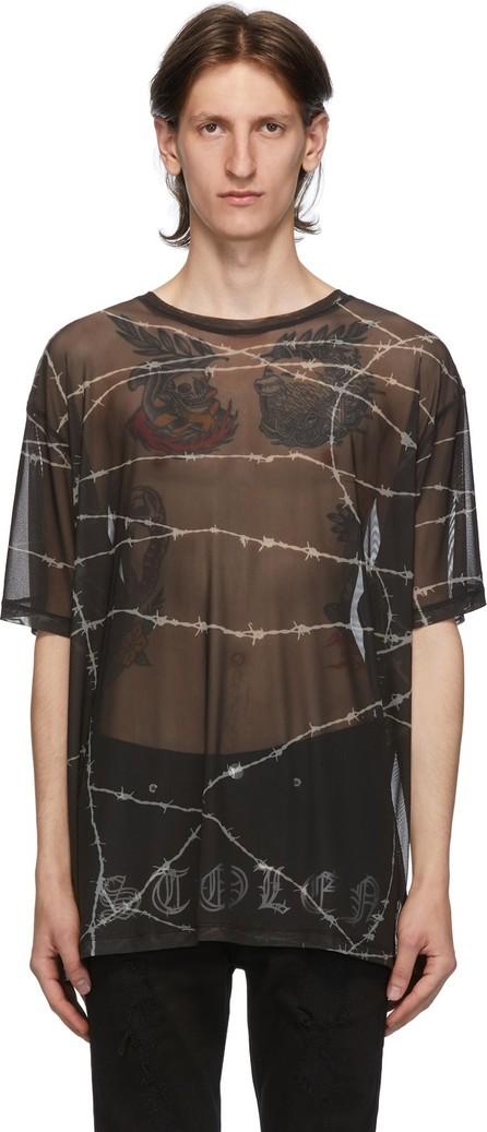Stolen Girlfriends Club Grey Electric Wire T-Shirt