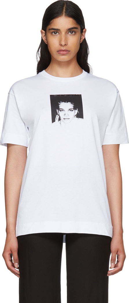 Alyx White Stella Braids Catalogue T-Shirt