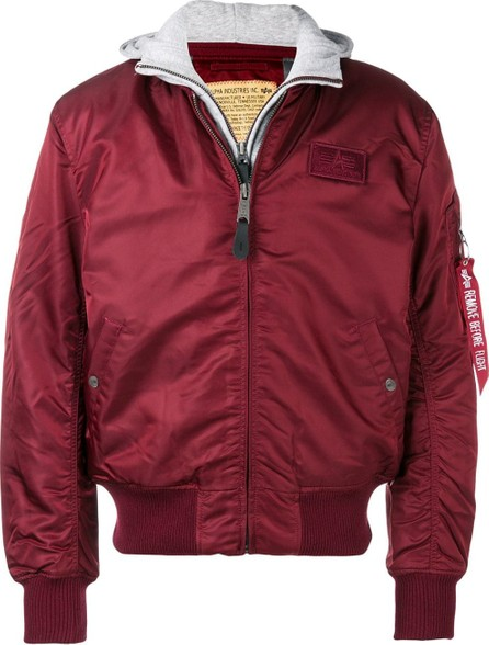 Alpha Industries Na-1 bomber jacket