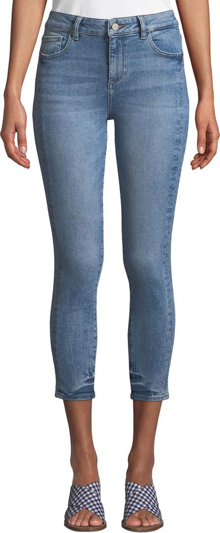 DL1961 Florence Instasculpt Cropped Skinny Jeans