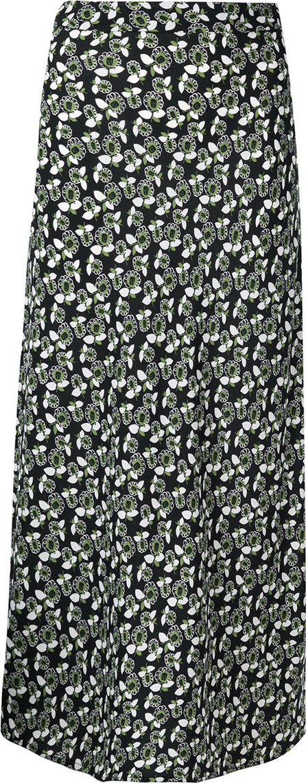 Marni A-line floral skirt