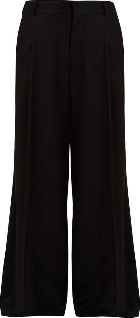 Raey Wide-leg wool tux trousers