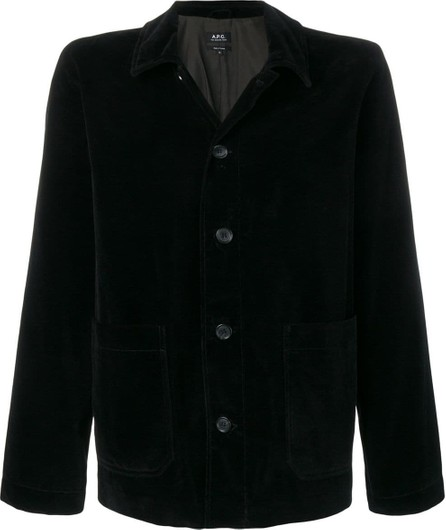 A.P.C. Classic denim jacket