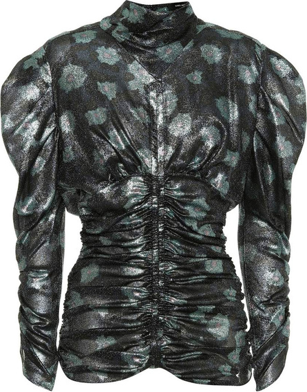 Isabel Marant Parman silk-blend blouse
