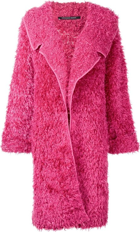 Antonino Valenti Oversized textured coat