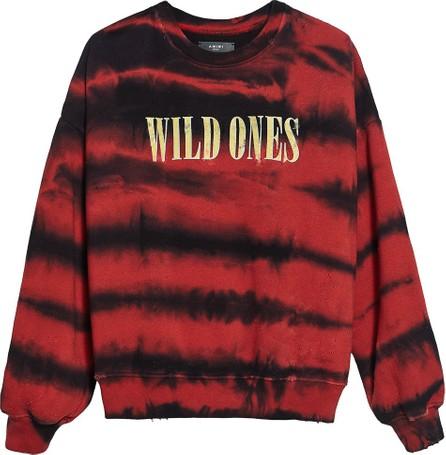 Amiri wild ones tie and dye sweatshirt