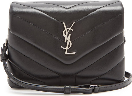 Saint Laurent Loulou quilted-leather shoulder bag