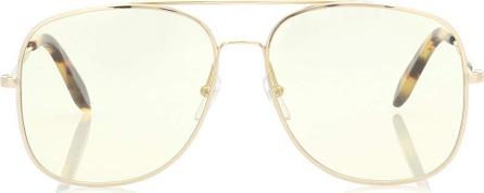 Victoria Beckham Classic Navigator sunglasses