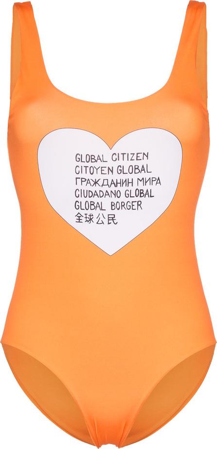 Ganni Global Citizen swimsuit