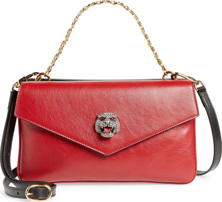 Gucci Thiara Double Leather Shoulder Bag