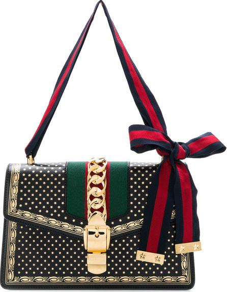 Gucci Star print shoulder bag