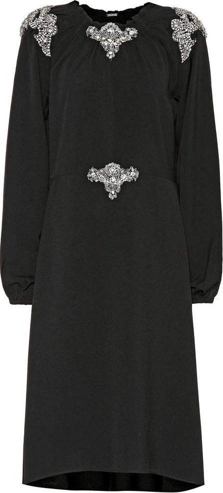 DODO BAR OR Embellished crêpe dress
