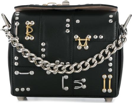 Alexander McQueen 19 Box bag