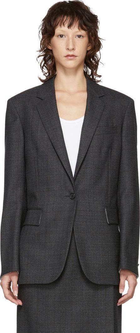 Calvin Klein 205W39NYC Grey Tailored Blazer