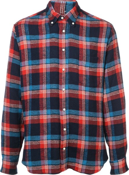 Gitman Vintage Wyoming flannel shirt