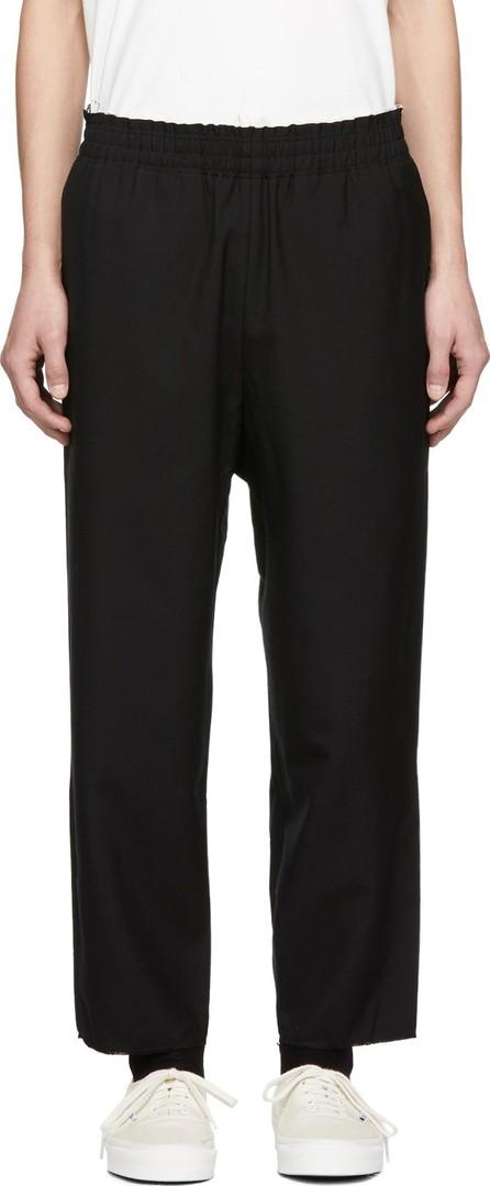 Camiel Fortgens Black Grandma Trousers