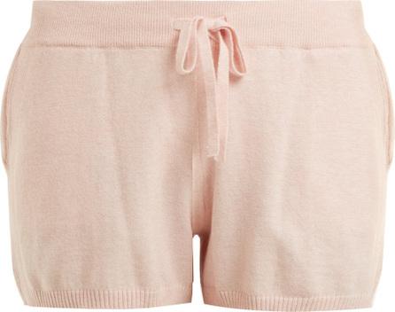 SKIN Vic cotton-blend pyjama shorts