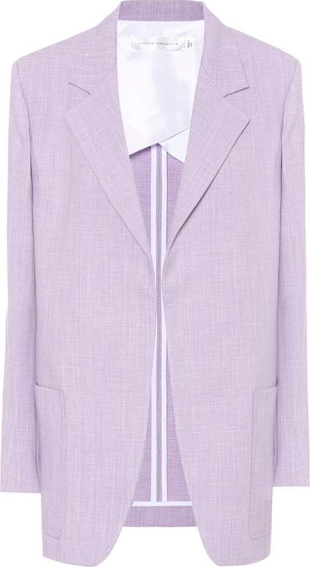 Victoria Beckham Man's cotton-blend jacket