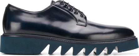 Cesare Paciotti Track sole derby shoes