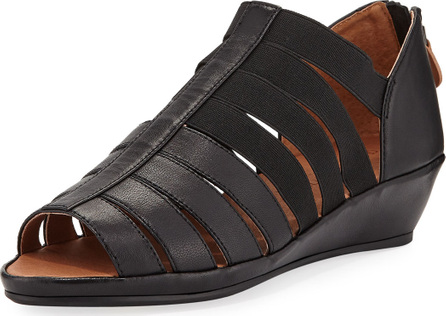 Gentle Souls Lana Caged Leather Sandals