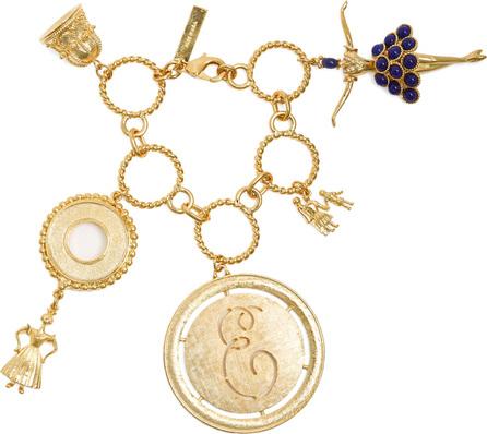 Emilia Wickstead Gold-plated charm necklace K52UBAryP