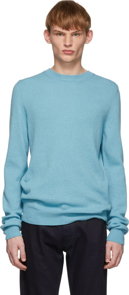 A.P.C. Blue Colin Sweater