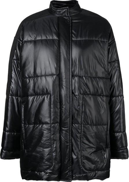 Haider Ackermann Padded oversized coat