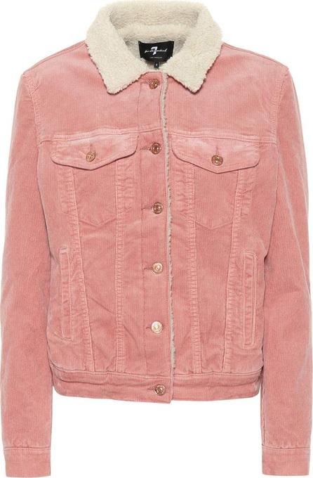 7 For All Mankind Modern Trucker corduroy jacket