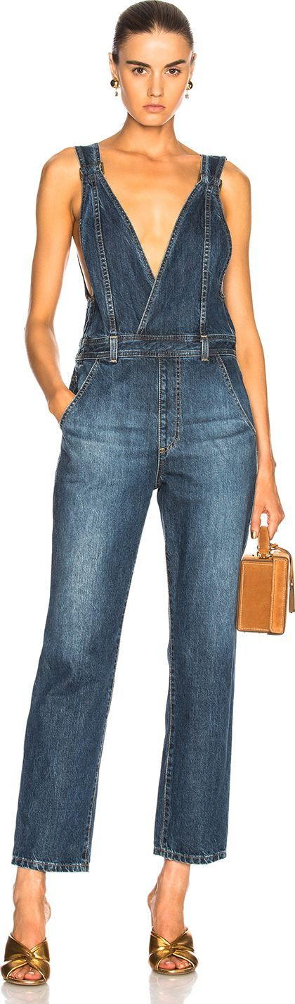 AG Jeans Mabel Overalls