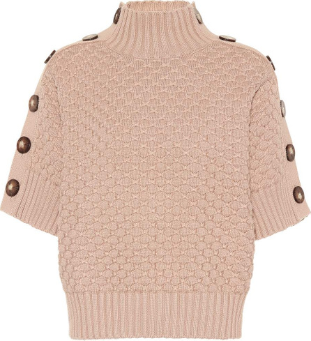 See By Chloé Cotton turtleneck sweater