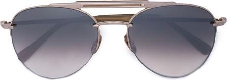 GARRETT LEIGHT Rodeo SL 57 aviator sunglasses