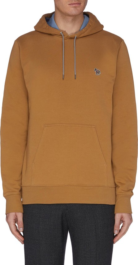 Ps By Paul Smith Logo embroidered hoodie