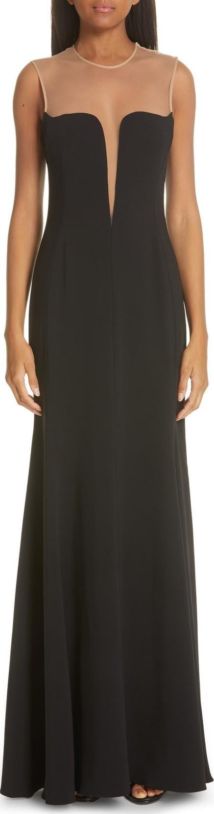 Stella McCartney Illusion Yoke Dress