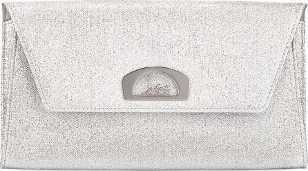Christian Louboutin Vero Dodat Glitter Clutch Bag